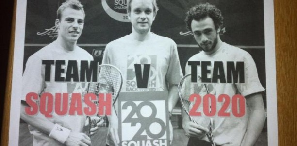 World Squash News