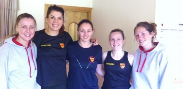 County Ladies on a mission!