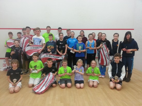 All winners and runners-up