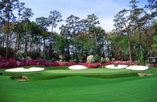 13th Augusta National 106080