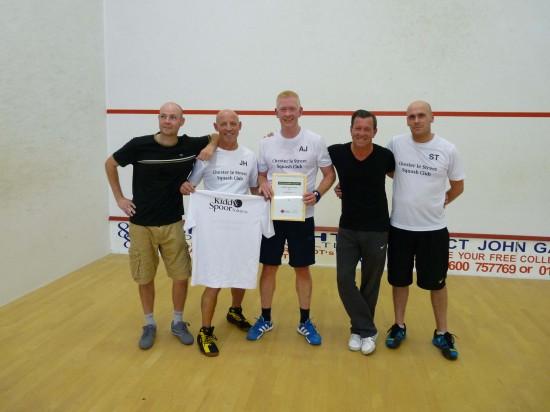 Chester-le-Street Summer league team