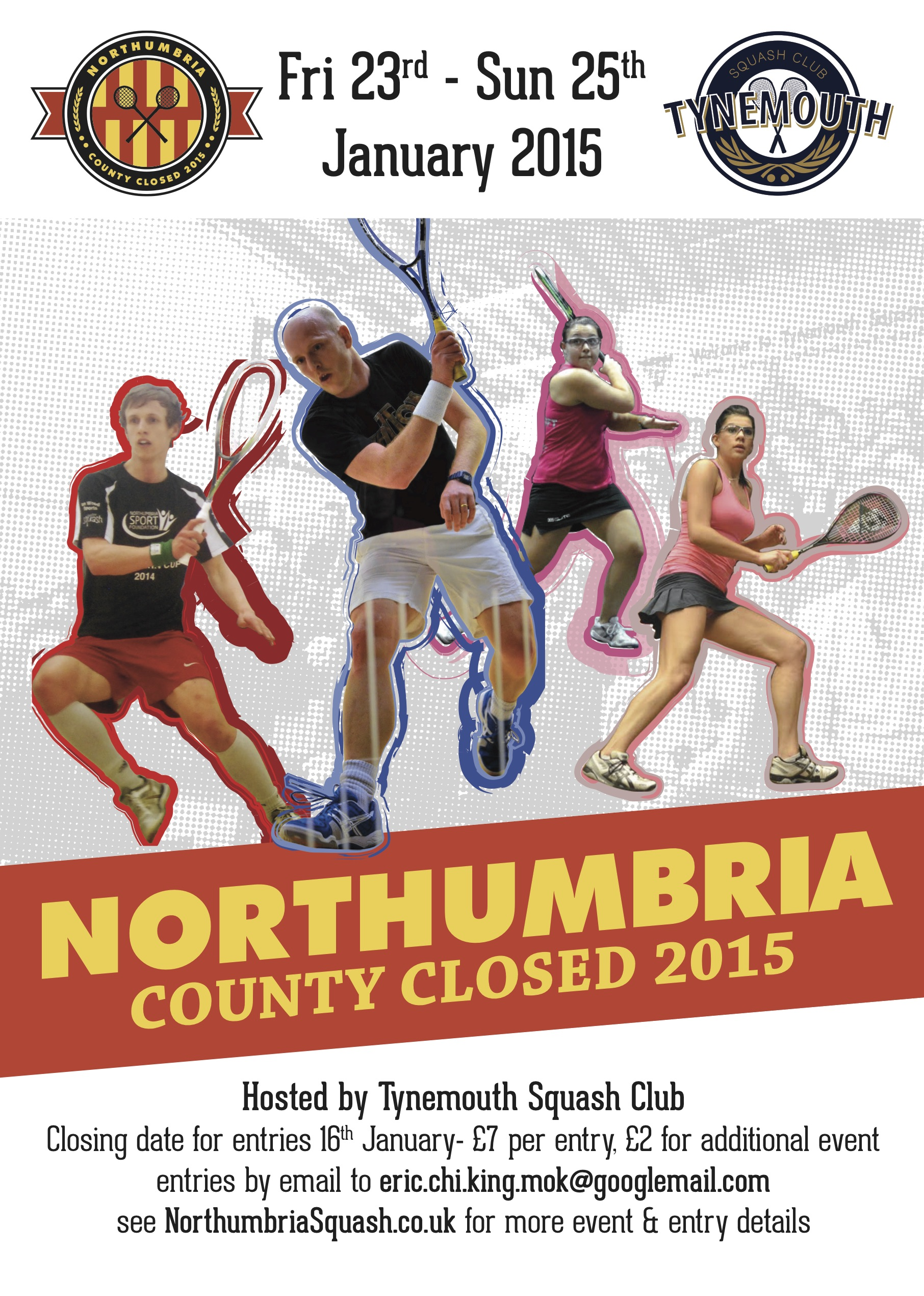 County Closed 2015 poster