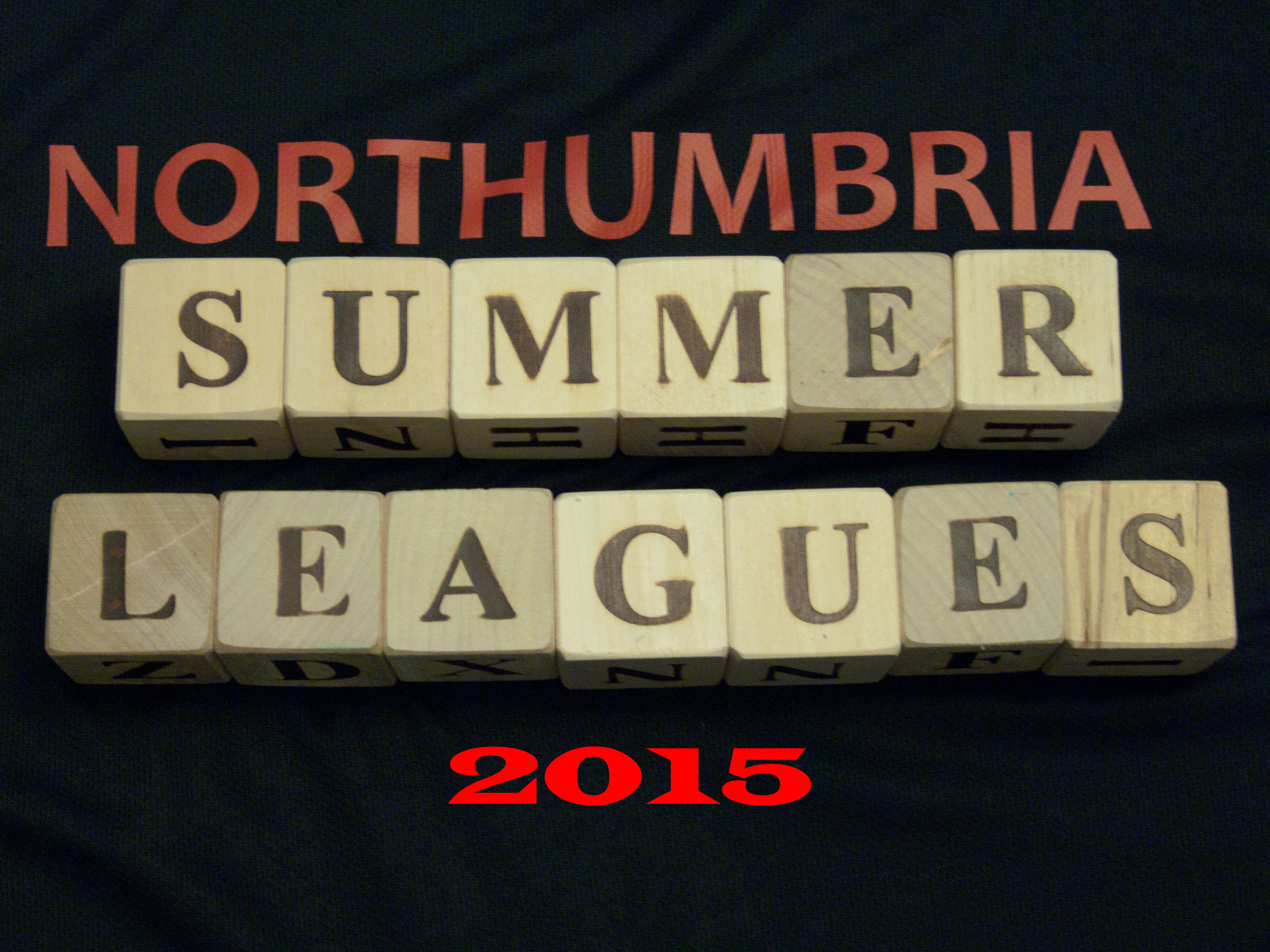 Northumbria Summer Leagues 2015
