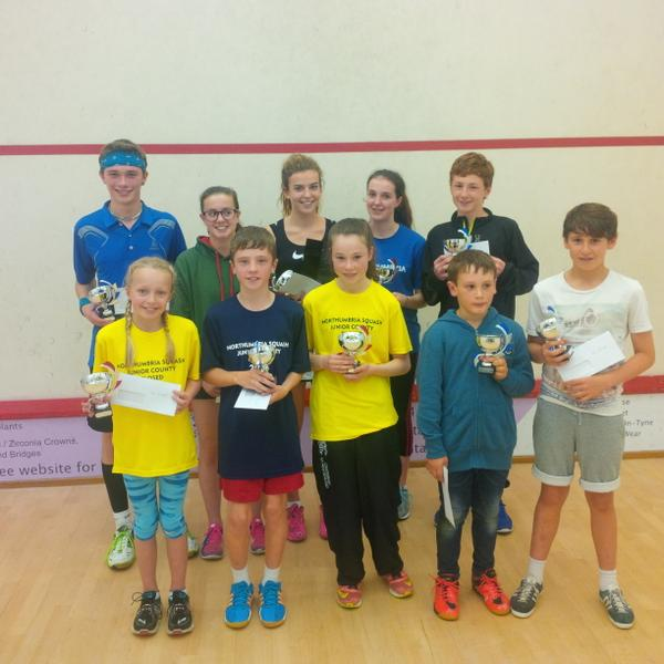 Junior County Closed Winners 2015
