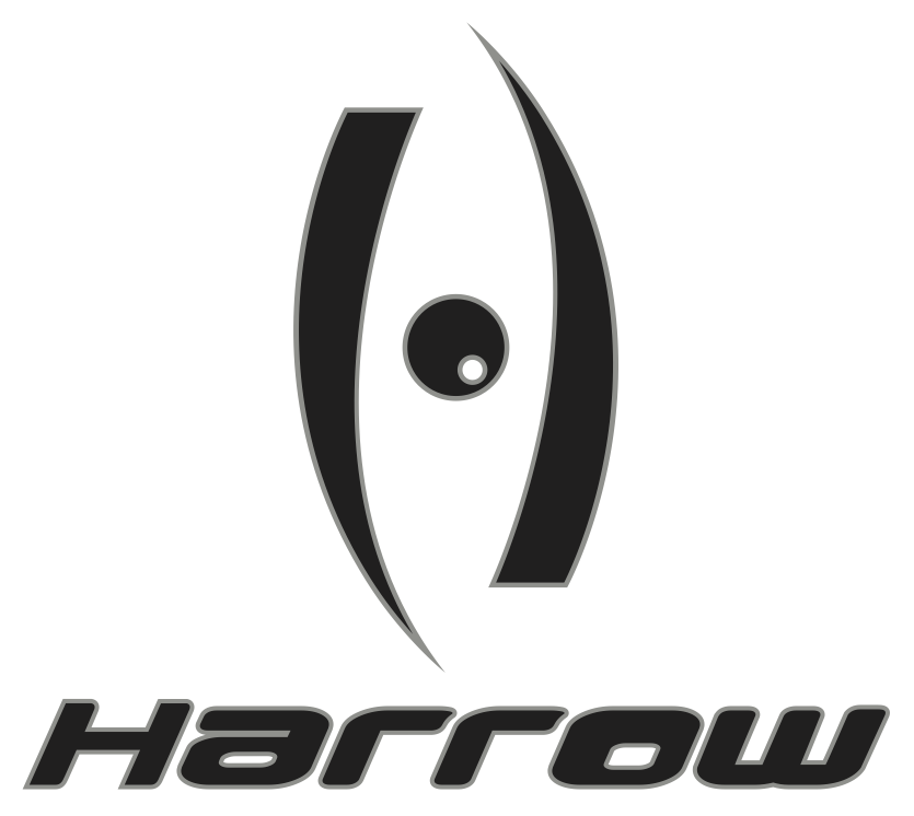 Harrow Logo V.1 Black