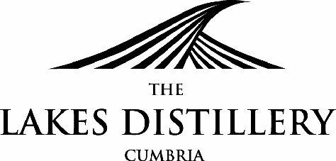 Lakes Distillery Logo – BLACK