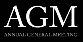 Annual General Meeting 2018 – Wednesday 9th May at 7pm