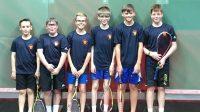 Boys U13 Team October 2016
