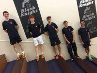 Boys U19 Team October 2016