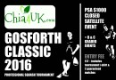 Gosforth Classic 2016 – Draws