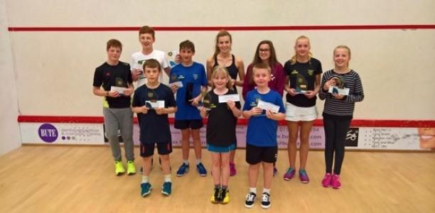 Northumbria Junior County Closed 2017 – draws