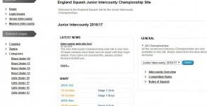 Junior Inter County Championship 2016/17 Stage 1