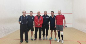 Men's Over 55 Inter County Championship 2016/17 Stage 1