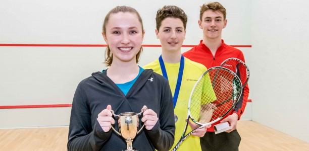 Michael Andrews leads the way as The Northumberland Club dominates Scottish Junior Open