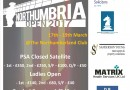 Northumbria Open 2017 – Draws