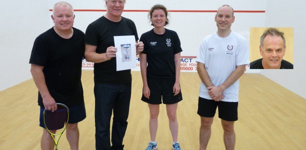 Northumbria Squash Summer League 2017 play-offs – day 2