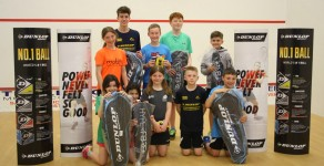 Northumbria Dunlop Junior Challenge Series 2018