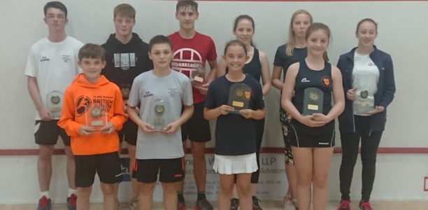 Northumbria Junior County Closed 2019 – Report