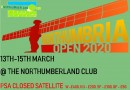 Northumbria Open 2020