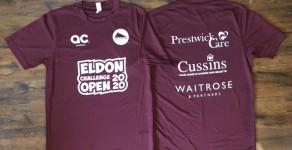 Eldon Challenge Open 2020