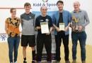 Northumbria Squash Presentation Night 2019